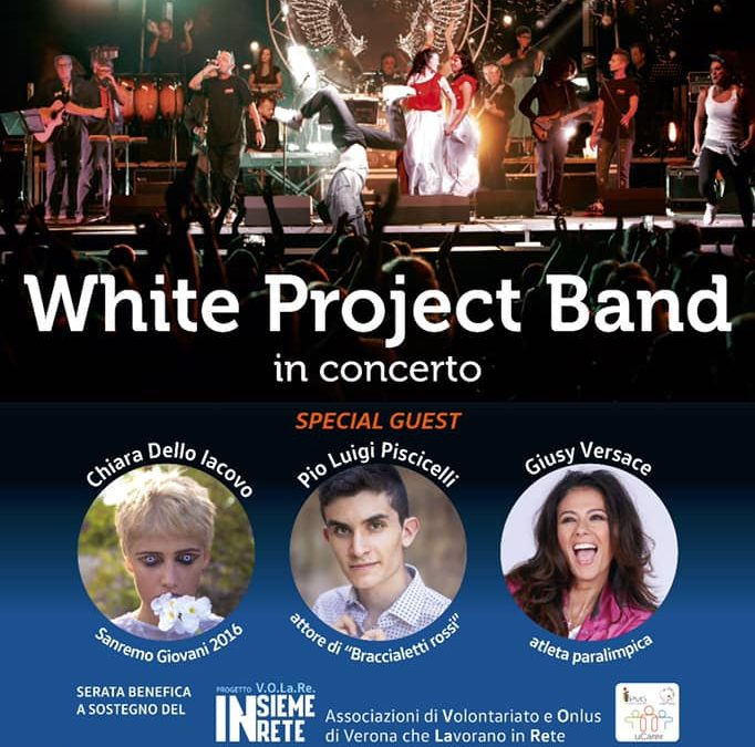 White Project Band