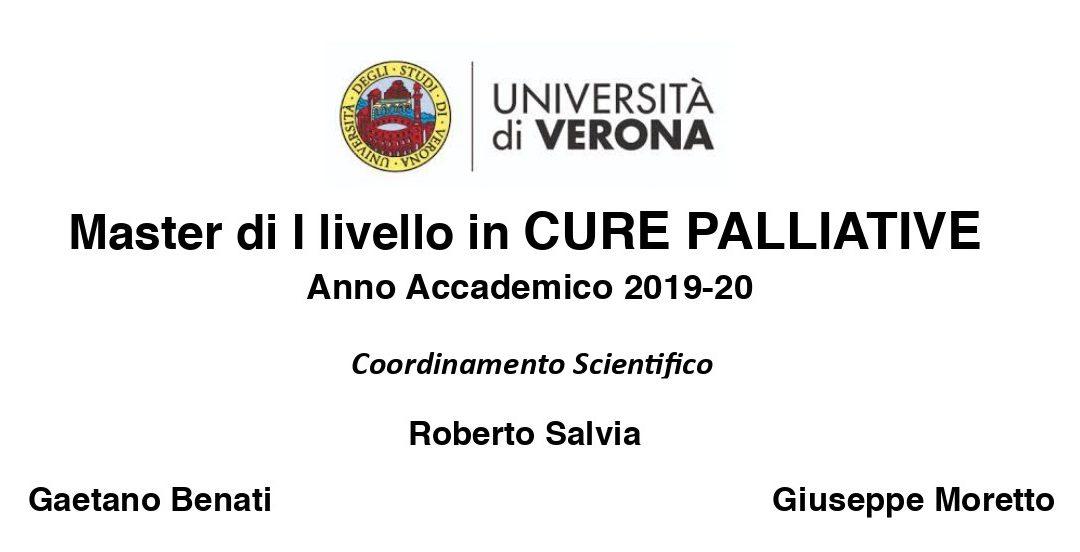 master cure palliative universita verona